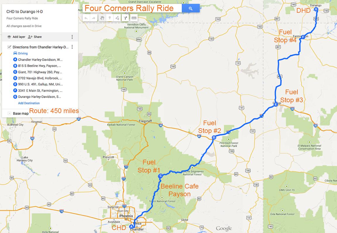 Riding maps foothills hog chandler arizona chandler hd to durango hd sciox Images